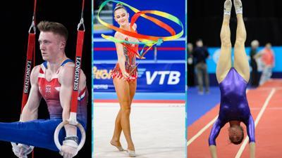 BBC Sport - Quiz: What's your gymnastics style?