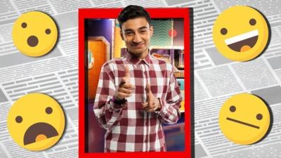 CBBC HQ - What's New With You?