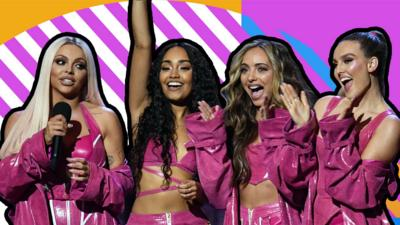 Radio 1 - Which member of Little Mix are you?