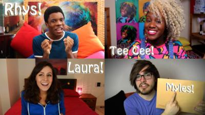 WHOOPS I MISSED THE BUS - Quiz: Which Whoops Vlogger are you?