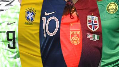 MOTD Kickabout - Do you know the Women's World Cup kits? Pt1
