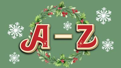 CBBC - Christmas A-Z Quiz
