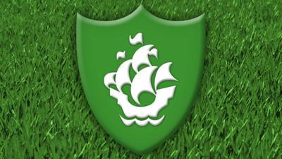Blue Peter green badge