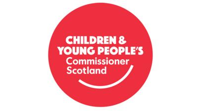 Children and Young People's Commissioner Scotland logo.