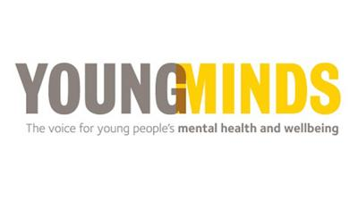Young Minds logo.