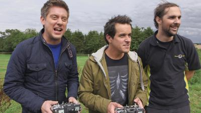 Absolute Genius with Dick & Dom - Destroying bad tech