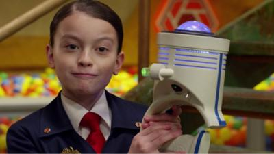 Odd Squad - Get to know Agent Olive