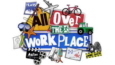 The All Over The Workplace logo.