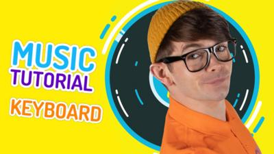 CBBC - How to play the keyboard with Mac