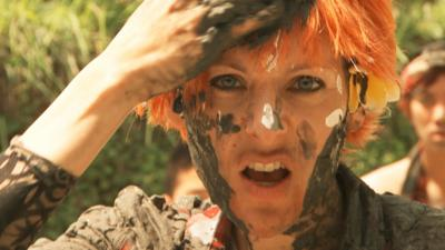 All Over the Place - Ed & Naomi's mega messy mud wrestling song