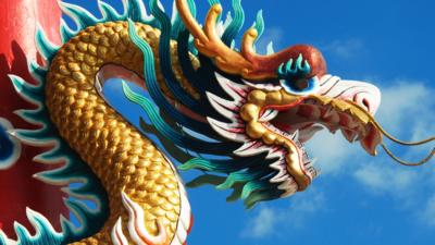 All Over the Place - Which Asian mythical creature are you?