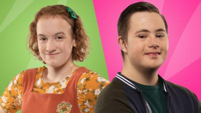 The Dumping Ground - Are you more like Floss or Finn?