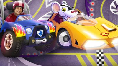 CBBC - All Star Racing 2