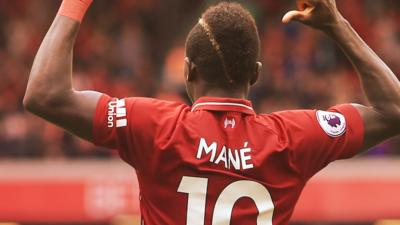 Match of the Day Kickabout - How can you be a little more like Mane?