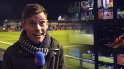 MOTD Kickabout - FA Cup Behind the Scenes with BBC Sport