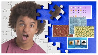 Blue Peter - Radzi's Riddles and Puzzles 19: Answers