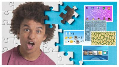 Blue Peter - Play Radzi's Riddles!