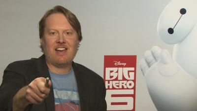 CINEMANIACS - Big Hero 6 Co-Director plays Writer Roulette