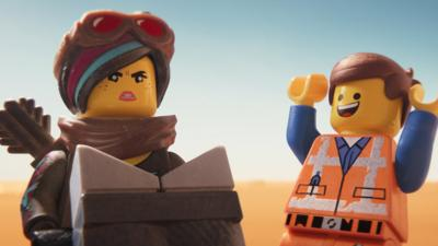 Blue Peter - Meet the stars of LEGO Movie 2