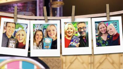 CBBC Book Club - CBBC Book Club Author Interviews