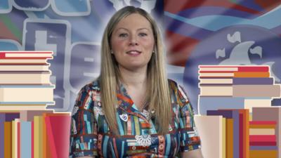 Blue Peter - Challenge: Seven days of stories