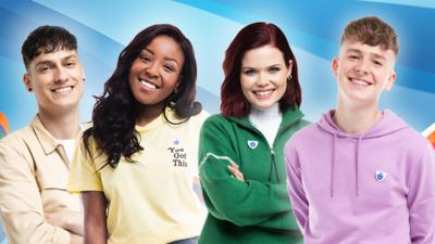 Blue Peter - Which Blue Peter presenter are you?
