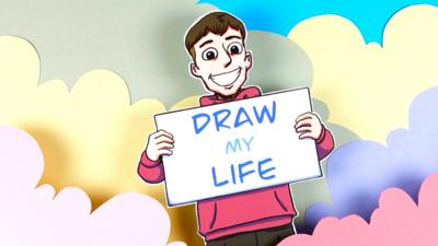 Blue Peter - Draw My Life: Adam
