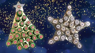 Blue Peter - Make your own advent calendar