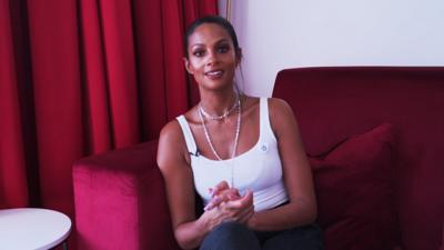 Blue Peter - Alesha Dixon's top inspirational women