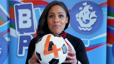 Blue Peter - Alex Scott's top 5 defending tips