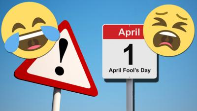 Blue Peter - Are you ready for April Fool's Day?