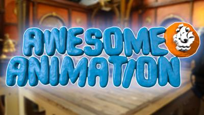 Blue Peter - Awesome Animation competition