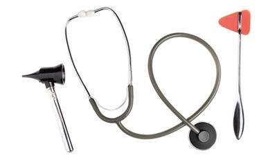 Medical instruments.