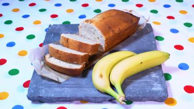 Blue Peter - Go BANANAS... for Banana Bread!