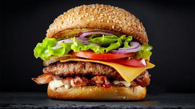 Blue Peter - Can you beat the big burger quiz?