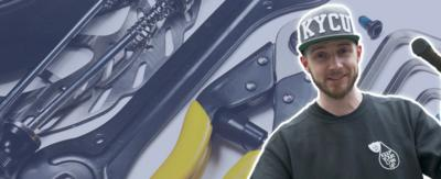 Matti Hemmings talks bike maintenance