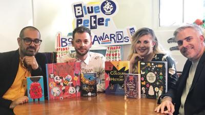 Blue Peter - Blue Peter Book Awards 2019
