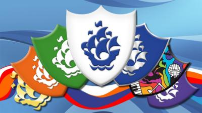 Blue Peter - Blue Peter Badge