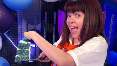 Blue Peter - Briony's fast and fun bakes!