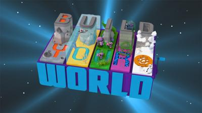 Blue Peter - Build Your World Competition