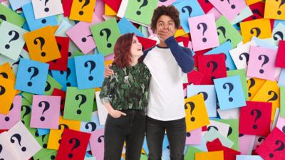 Blue Peter - Can you complete these tongue twisters?