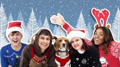 Blue Peter - Show us YOUR Christmas!