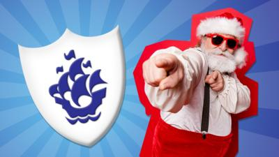 Blue Peter - Which Christmas character are you?