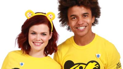 Blue Peter - Bring and Buy for Children in Need