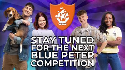 Blue Peter - Blue Peter Competitions