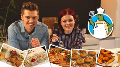 Blue Peter - Blue Peter Cooking Club