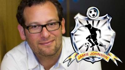 Blue Peter - Your Jamie Johnson story