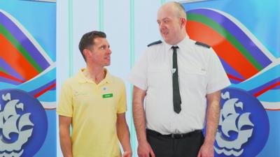 Blue Peter - How well do Danny and Mick know each other?