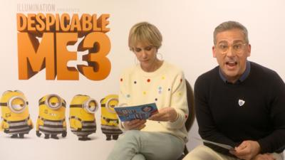 Blue Peter - Gru and Lucy: Things all parents say