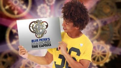 Blue Peter - CLOSED - What would you put in our time capsule?